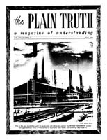 Herbert W. Armstrong Searchable Library - The Plain Truth ... - photo#42